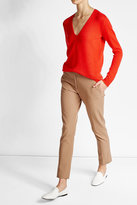 Theory Cashmere V-Neck Pullover