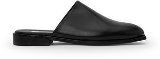 Matt & NatMatt & Nat KANE Mule Shoes - Black/Black