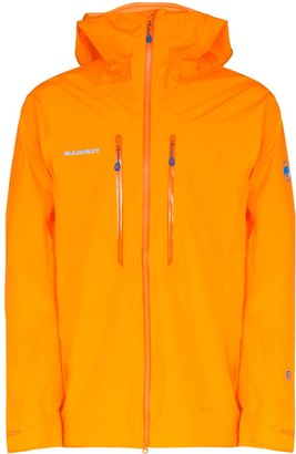 Mammut Norwand Advanced hooded hardshell jacket