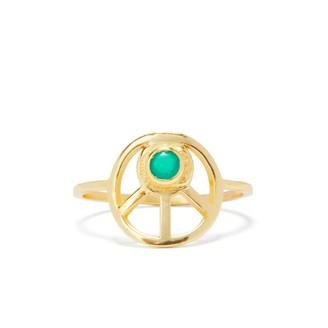 Amorcito Peacetrain Ring