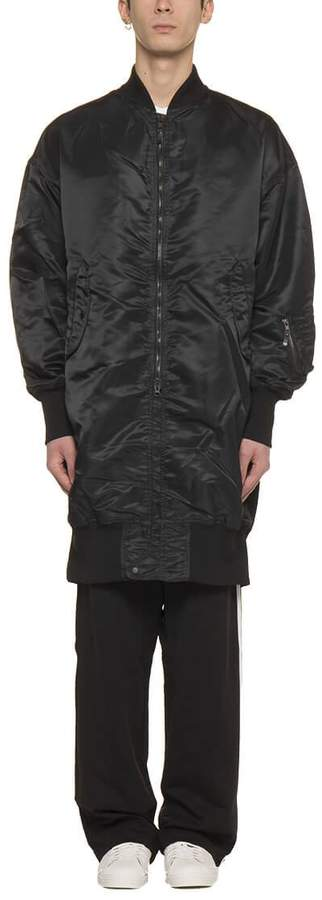 Y-3 Long Bomber Jacket