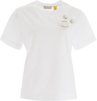 MONCLER GENIUS Moncler X Simone Rocha Embellished T-Shirt