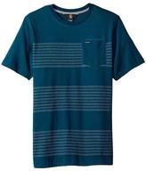 Volcom Banded Crew Short Sleeve Boy's T Shirt