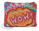 Sam Edelman Wow Beaded Convertible Pouch