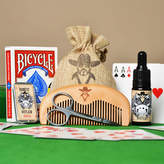Honest Outlaw Hustler Beard Grooming Kit With Playing Cards