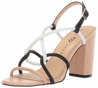 Katy Perry Women's The Kendra-Nappa Heeled Sandal new nude 5.5 Medium US