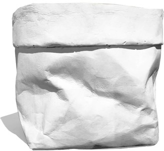 Studio Story Concrete Paper Bag Medium White