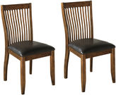 Signature Design by Ashley Stuman Set of 2 Side Chairs