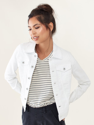 AG Jeans Robyn Cropped Denim Jacket