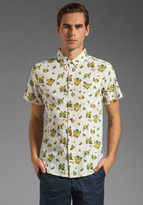 Obey Low End Short Sleeve Shirt