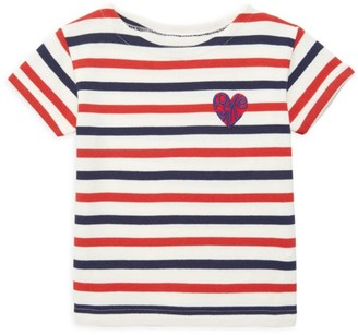 Maison Labiche Little Kid's & Kid's Sailor T-Shirt
