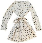 Sonia Rykiel Sonia By Ecru Silk Dress for Women