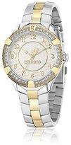 Galliano r2553113501 – Women's Quartz Watch, Silver Steel Strap