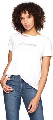 n:philanthropy Women's Harlow Give a Damn Tee