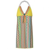 Pate De Sable Pate De SableMulti-Coloured Print Beach Dress