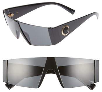 07eabb70e Versace Black Men's Eyewear - ShopStyle