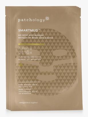 Patchology SmartMud No Mess Mud Masques: Detox Sheet Masks