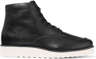 Vince Finley-2 Shearling-lined Leather Ankle Boots