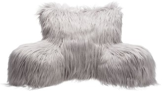 Pottery Barn Teen Himalayan Faux-Fur Lounge Around Pillow Cover