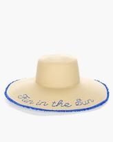 Chico's Fun in the Sun Hat