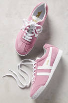 Gola Dusty Pink Suede Sneakers