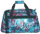 Chiemsee Sports Bag Checky Chan Blue