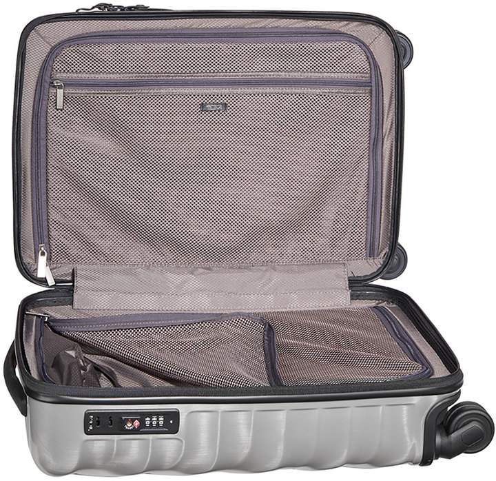 Tumi Silver International Carry-On