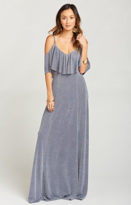 Show Me Your Mumu Renee Ruffle Maxi Dress