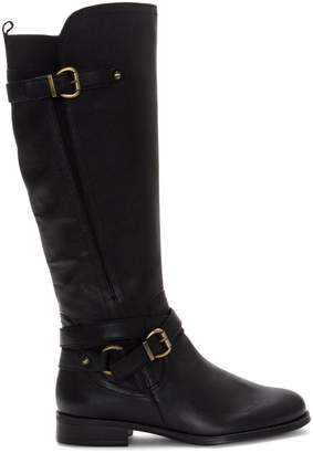 Naturalizer June Leather Riding Boots