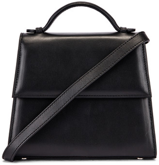 Hunting Season Small Top Handle Bag in Black | FWRD