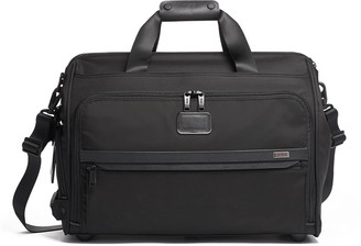 Tumi Alpha 3 Framed Soft Duffel Bag