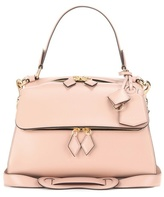 Victoria Beckham Small Pocket Leather Crossbody Bag