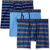 Kenneth Cole Reaction Men's Boxer Brief Set Chelsea Pack