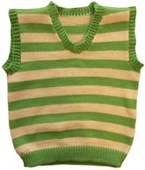 tevirp Girl's Striped Vest 12-24 Mo.