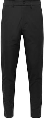 Lululemon Commission Slim-Fit Shell Golf Trousers - Men - Black
