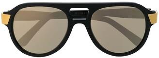 Cutler & Gross Oversized Sunglassees