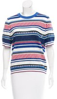 Chanel 2016 Striped Top