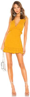 Lovers + Friends Georgine Mini Dress