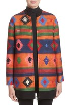 Akris Punto Women's Wool Bomber Jacket