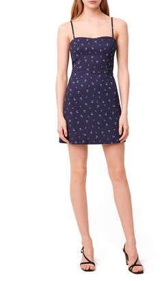 French Connection Tie Back Sundress