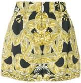 Versace Signature print shorts