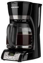 Black & Decker BLACK+DECKER BLACK + DECKER 12 Cup Programmable Coffee Maker - Black