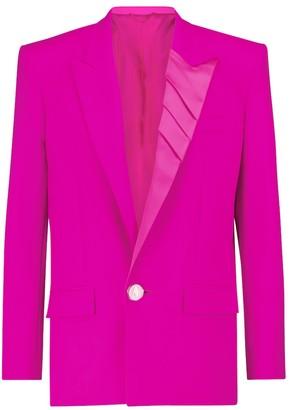 ATTICO Stretch-wool blazer