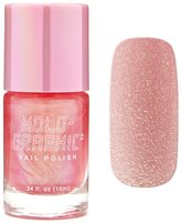 Forever 21 FOREVER 21+ Pink Iridescent Nail Polish