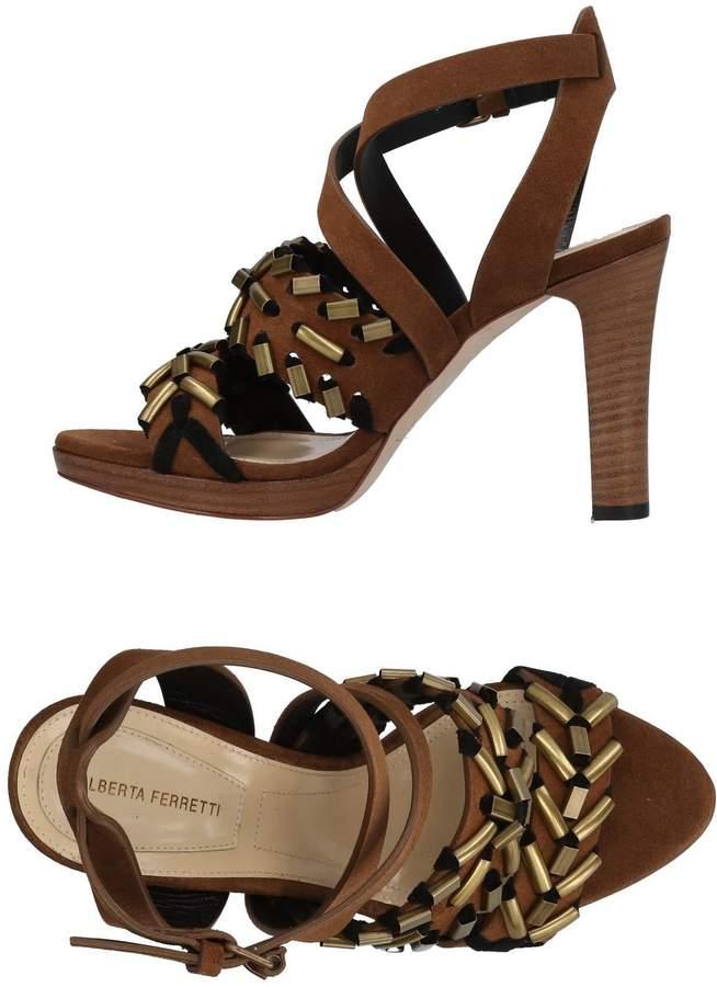Alberta Ferretti Sandals - Item 11417282FS