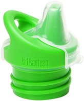 Klean Kanteen Kid Kanteen Classic Kid Sippy Cap - Bright Green