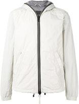 Duvetica Pegaso down jacket - men - Polyamide/Feather Down/Cotton/Polyester - 48