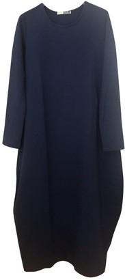 Non Signã© / Unsigned Blue Cotton Dresses