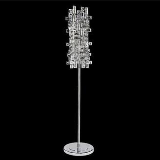 "House of Hampton Kern 60"" Candelabra Floor Lamp"