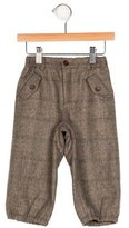 Jacadi Boys' Wool-Blend Plaid Pants